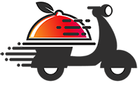 Food Delivery Shop Logo