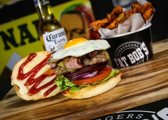 Fat Bob's Bar and Grill - Food Delivery Shop