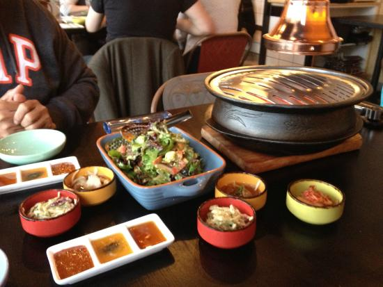 Michu Korean Charcoal Bbq - Food Delivery Shop