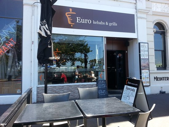 Euro Kebabs  Grills - Food Delivery Shop