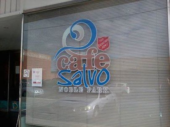 Cafe Salvo - Food Delivery Shop