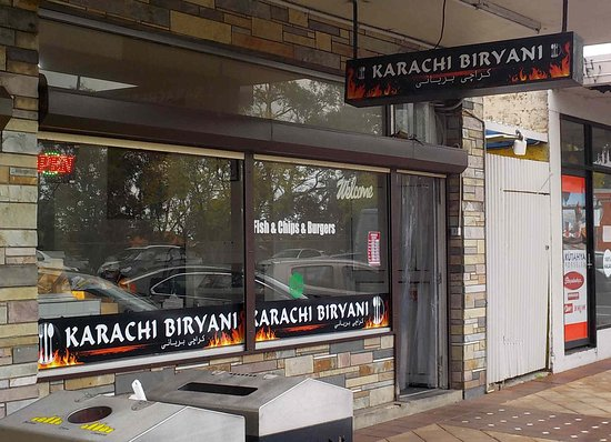 Karachi Biryani - Food Delivery Shop