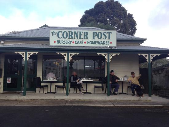 The Corner Post Cafe - Food Delivery Shop
