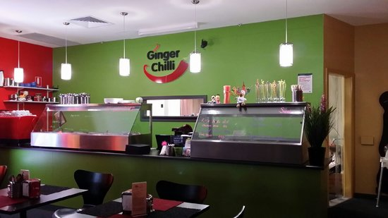 Ginger Chilli-modern asian cuisine - Food Delivery Shop