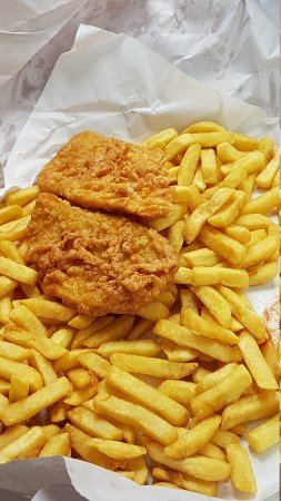 Hastings Fish  Chip Shop - Food Delivery Shop