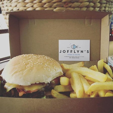 Jofflyn's Fish  Chips - Food Delivery Shop