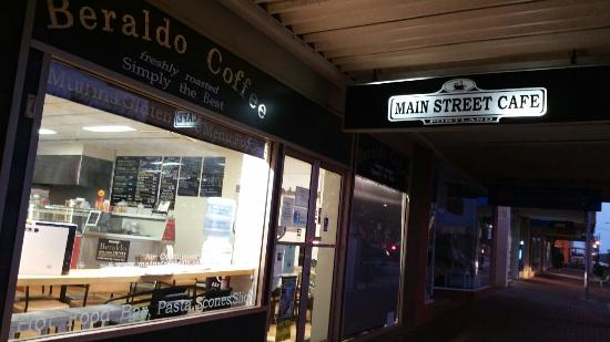 Main Street Cafe - Food Delivery Shop