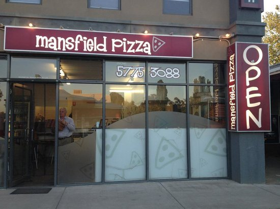 Mansfield Pizza - Food Delivery Shop