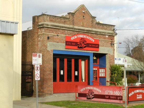 Old Fire Station - Food Delivery Shop