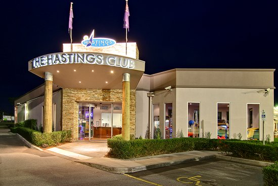 The Hastings Club - Food Delivery Shop