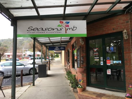 Seasons Cafe - Food Delivery Shop