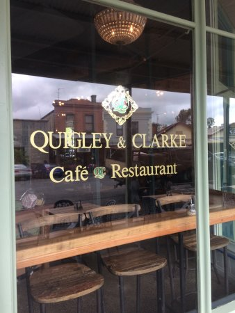 Quigley and Clarke - Food Delivery Shop