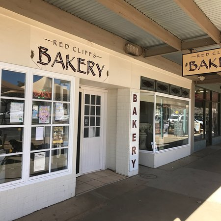 Red Cliffs Bakery - Food Delivery Shop