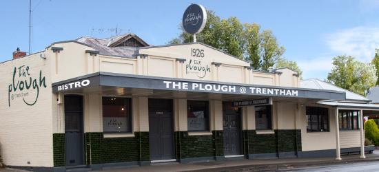 The Plough at Trentham - Food Delivery Shop