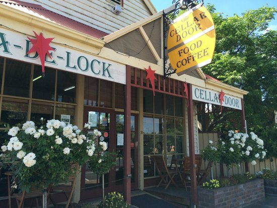 Wa-De-Lock Cellar Door - Food Delivery Shop