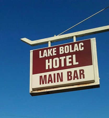 Lake Bolac Hotel - Food Delivery Shop