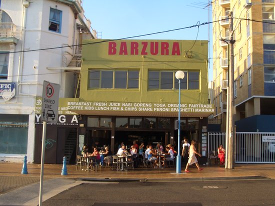 Barzura - Food Delivery Shop