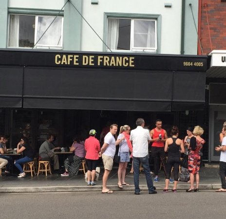 Cafe de France - Food Delivery Shop