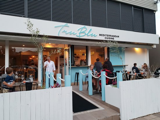 Tru Blu Mediterranean Cuisine - Food Delivery Shop