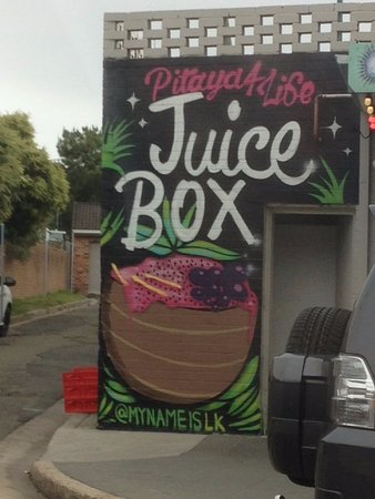 Juice Box Cafe - Food Delivery Shop