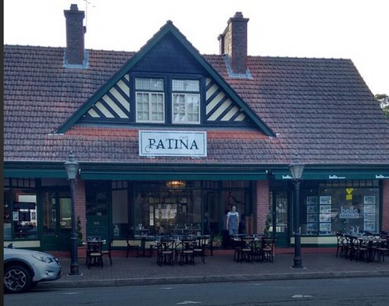 Cafe Patina - Food Delivery Shop
