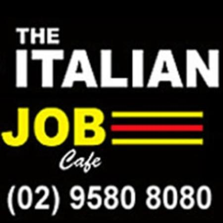 The Italian Job - Food Delivery Shop