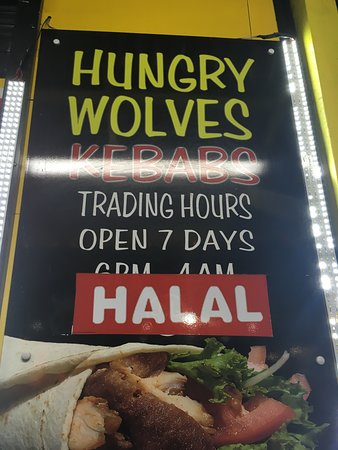 Hungry Wolves Kebabs - Food Delivery Shop