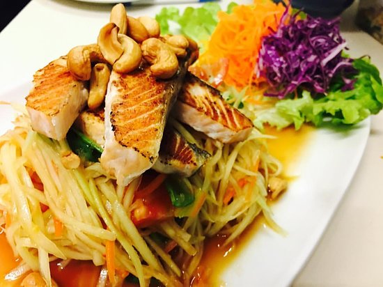 Amarin Thai Restaurant - Food Delivery Shop