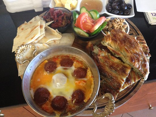 Gozleme Sarayi Turkish Cusine and Cafe - Food Delivery Shop