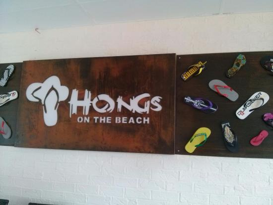 Thongs On The Beach - Food Delivery Shop