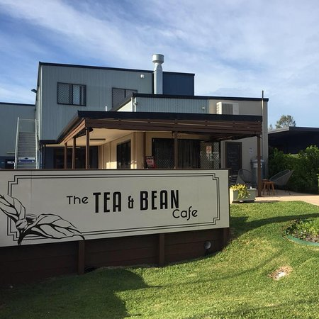 The Tea and Bean cafe - Food Delivery Shop