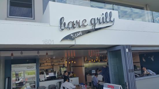 Bare Grill Cafe - Food Delivery Shop