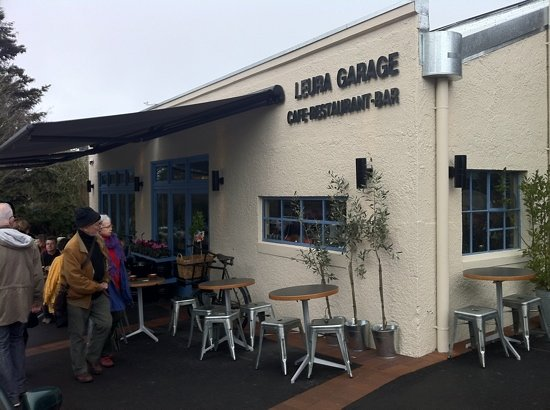 Leura Garage - Food Delivery Shop