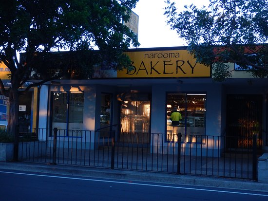 Narooma Bakery - Food Delivery Shop