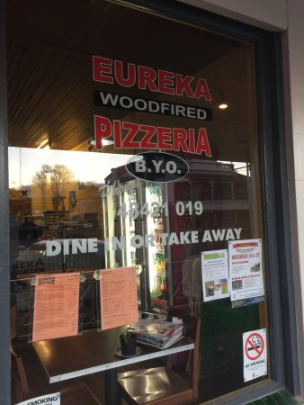 Eureka Pizzeria - Food Delivery Shop