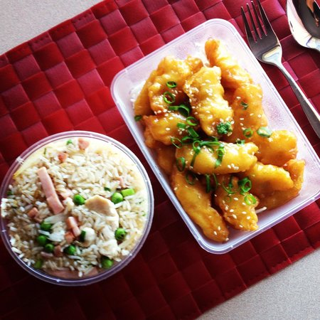 Golden Ocean Chinese Restaurant - Food Delivery Shop