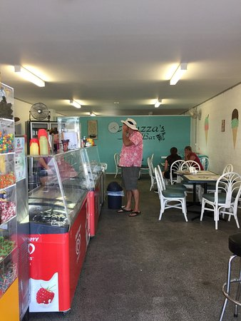 Muzza's Milk Bar - Food Delivery Shop