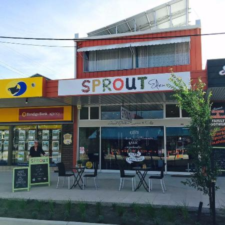 Sprout Eden - Food Delivery Shop