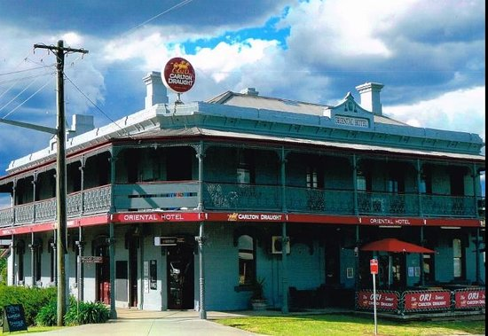 The Oriental Hotel Tumut - Food Delivery Shop