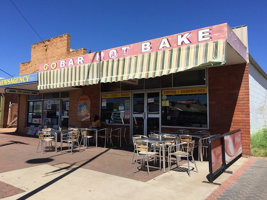 Cobar Hot Bake - Food Delivery Shop