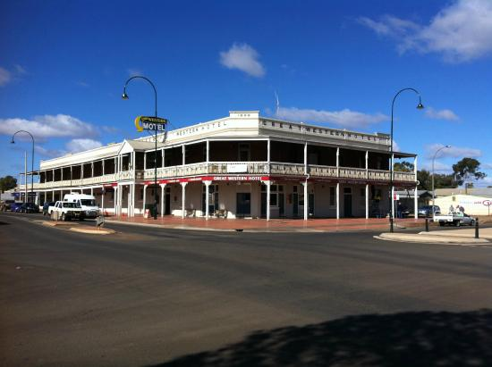 Great Western Cobar Hotel-Motel - Food Delivery Shop