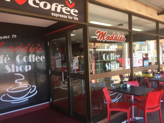 Maddie's Cafe Coffee Shop - Food Delivery Shop
