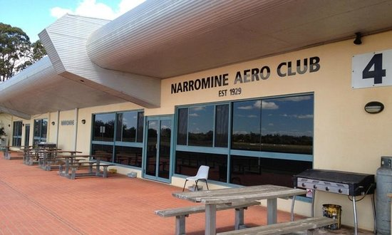 Narromine Aero Club Restaurant - Food Delivery Shop