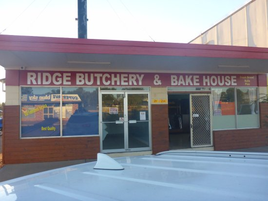 Ridge Bakehouse - Food Delivery Shop
