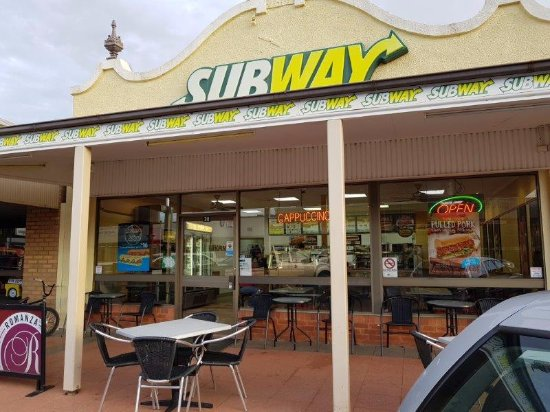 Subway - Food Delivery Shop