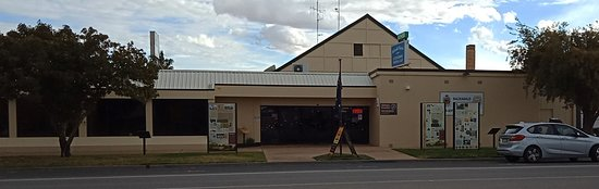 Balranald Ex-Services Club - Food Delivery Shop