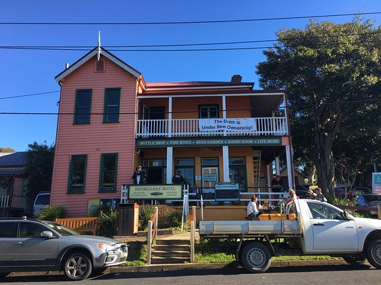 Dromedary Hotel - Food Delivery Shop
