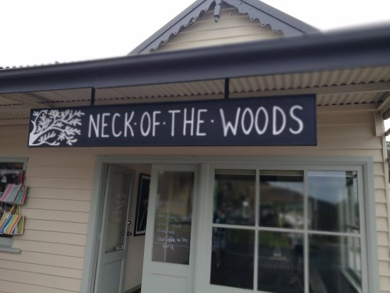 Neck of the Woods - Food Delivery Shop