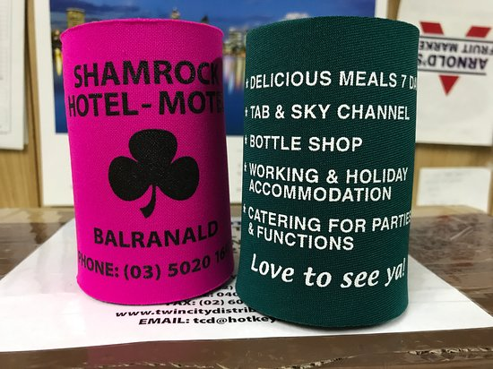 Shamrock Hotel/ Motel - Food Delivery Shop