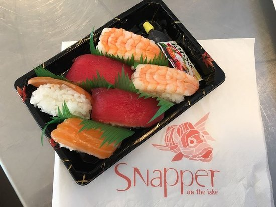 Snapper - On the Lake - Food Delivery Shop